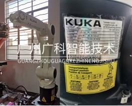 KR 10R1100 fiwe KUKA库卡多关节小型搬运码垛机器人现货